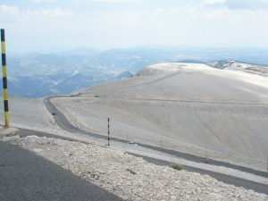"The desolate beauty of Mt. Ventoux - ""Giant of Provence"""