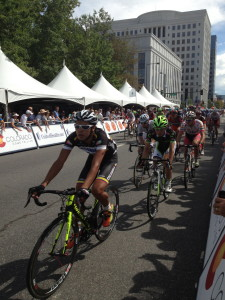 we got to see the great race in Denver