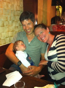 Yet another lovely baby (Juliet, Bruce and Bonnie)