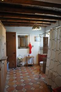 Kiva suite bathroom