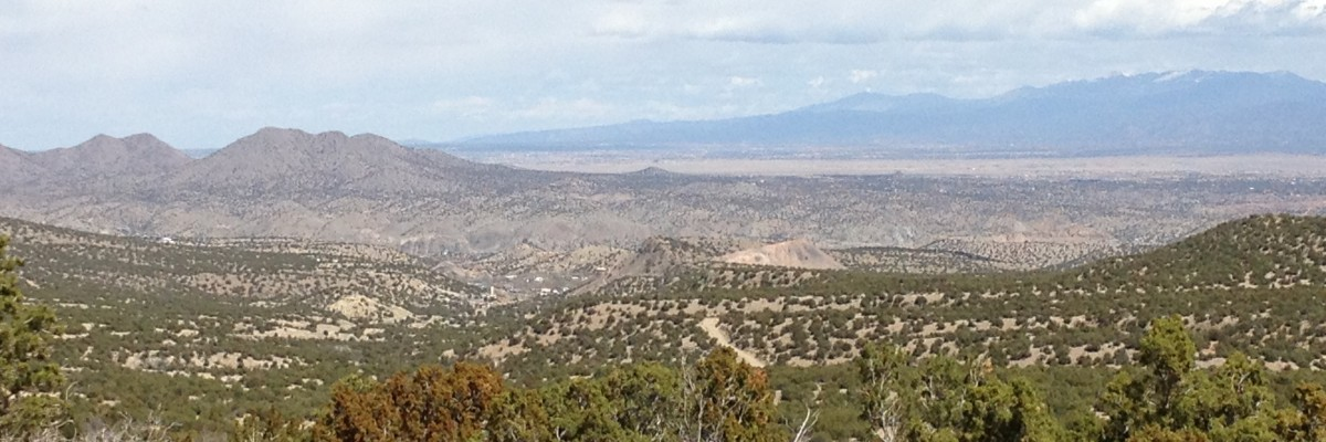 View from Turquoise Trail